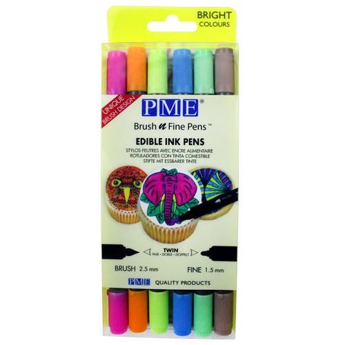PME Livsmedelspennor Bright