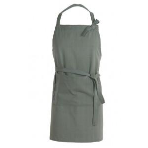 Södahl Förkläde Herringbone, grön