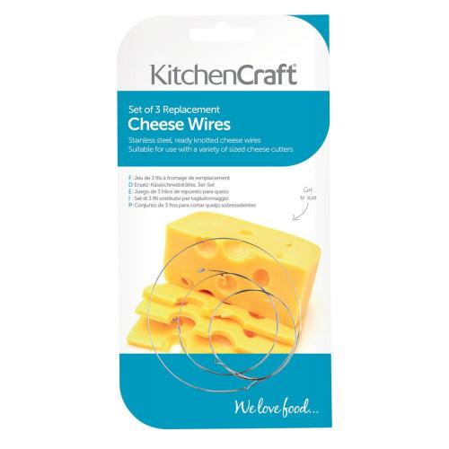 Kitchen Crat Ersättningstråd till osthyvel