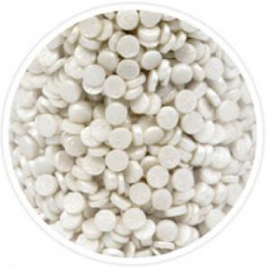 Städter Strössel Konfetti, vit, 50 g