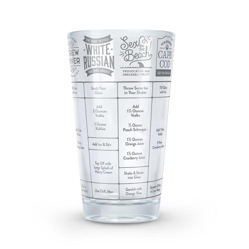 Fred Vodka Cocktails Mätglas med recept