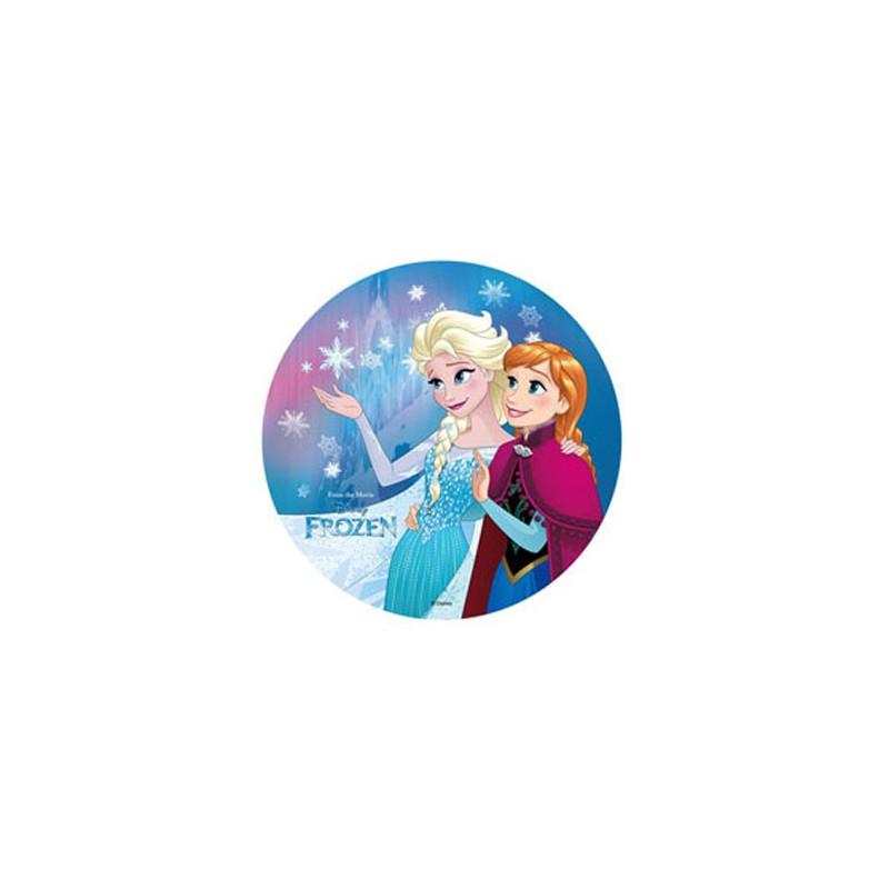 Modecor Disney Tårtoblat Frozen (F)