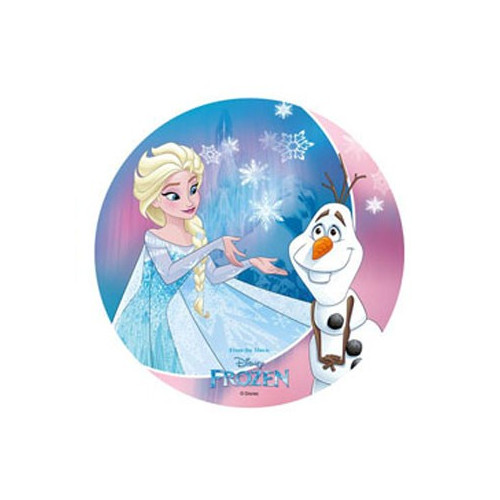 Modecor Disney Tårtoblat Frozen (G)