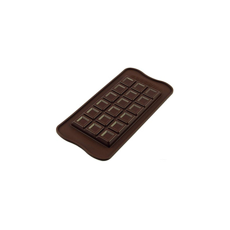 Silikomart Pralinform Chokladkaka Tablette