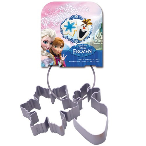 Stor Utstickare Frozen