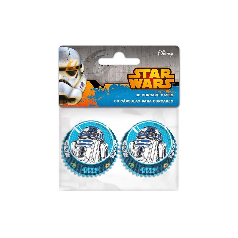 Stor Minimuffinsform Star Wars R2-D2