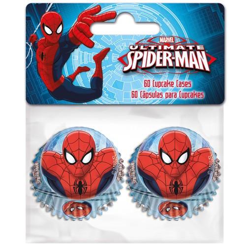 Stor Minimuffinsform Spindelmannen