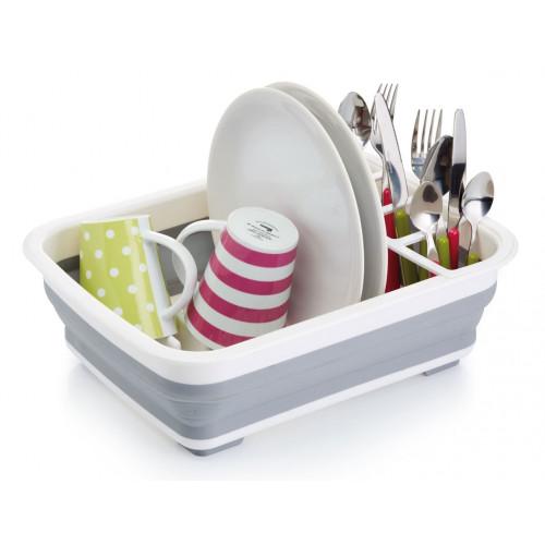 Kitchen Craft Diskställ, ihopfällbart