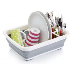 Diskställ, ihopfällbart - Kitchen Craft