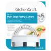 Kitchen Craft Utstickare runda släta, handtag