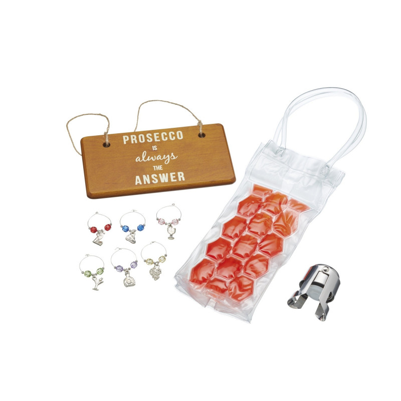 Bar Craft Prosecco Presentkit