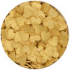 Städter Strössel Hjärtan, guld, 50 g
