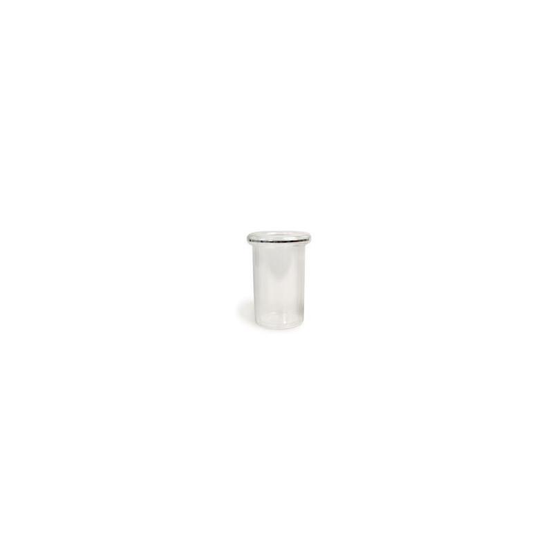 Exxent Vinkylare klar akryl, Ø 10,6 cm