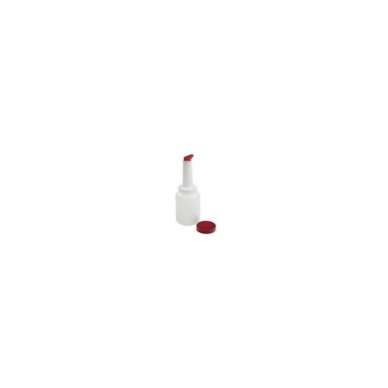 Xantia Juiceflaska, vit plast 2,0L
