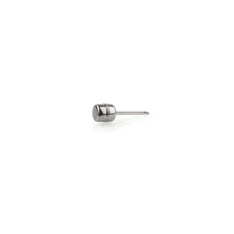 Exxent Tetång Rostfritt stål, 15 cm