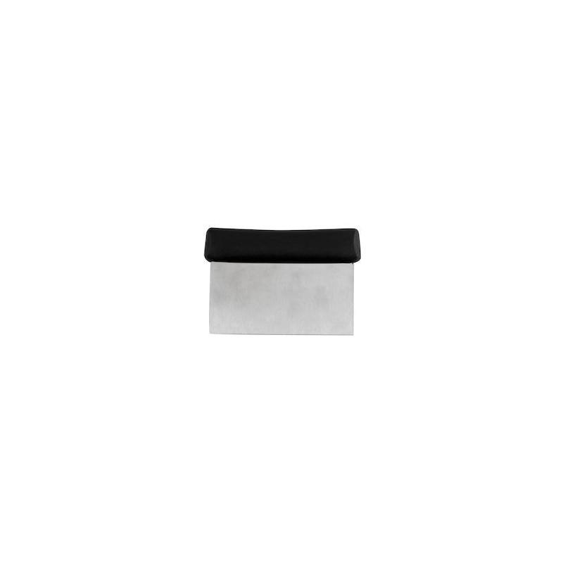 Exxent Degskrapa, rostfritt stål 15x7,5 cm