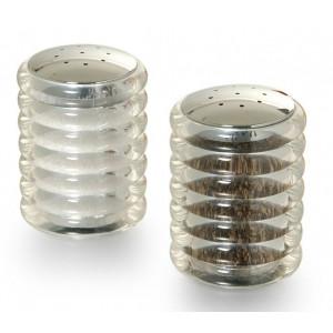 Cole & Mason Salt- och pepparströare, akryl