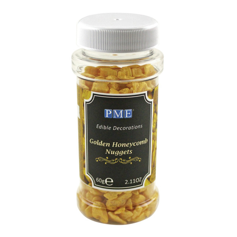 PME Strössel Guldklimpar