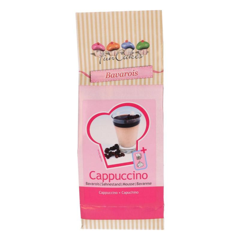 FunCakes Mix till Bavarois, Cappuccino