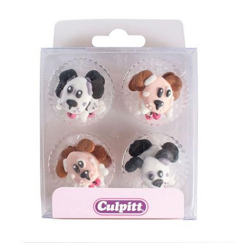 Culpitt Sockerdekorationer Hundar
