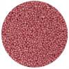 Städter Strössel Sockerpärlor, röd, 65 g