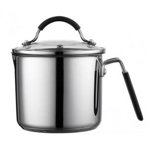 Såskastrull 1,5 liter, rostfritt stål - Funktion