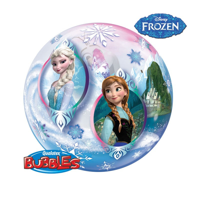Qualatex Ballong Frost, 55 cm