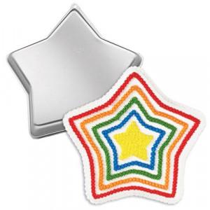 Bakform Stjärna - Wilton