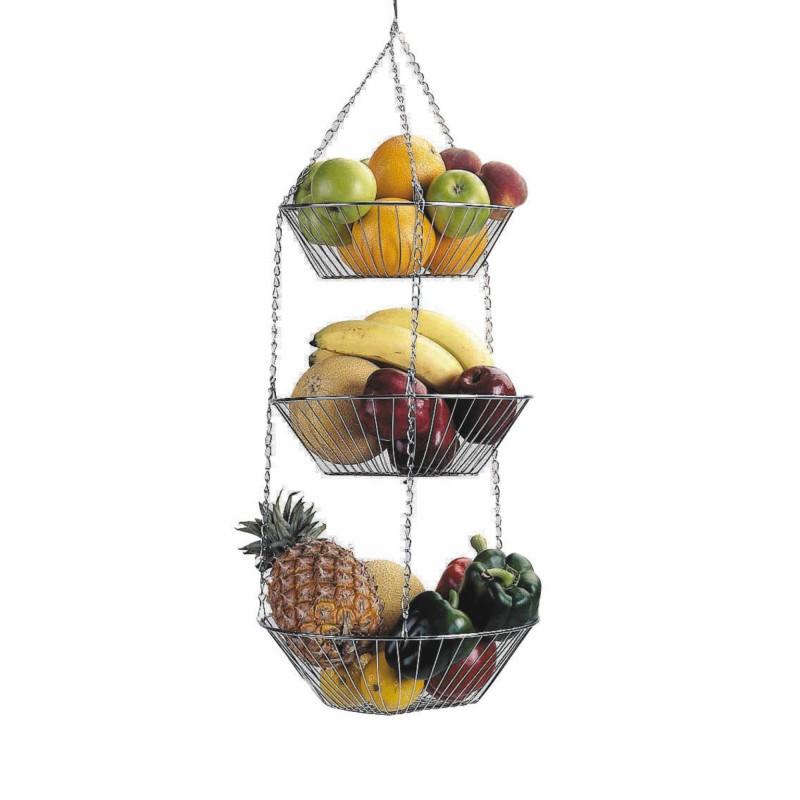 Kitchen Craft Frukt- och grönsakskorg, hängande