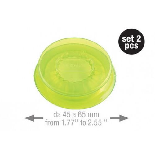 Silikomart Capflex, lock i silikon, M