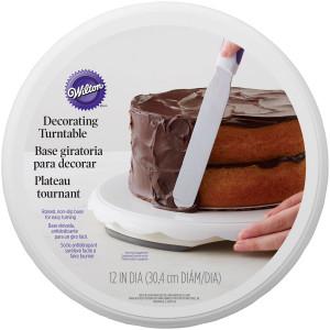 Roterande tårtfat - Wilton Basic