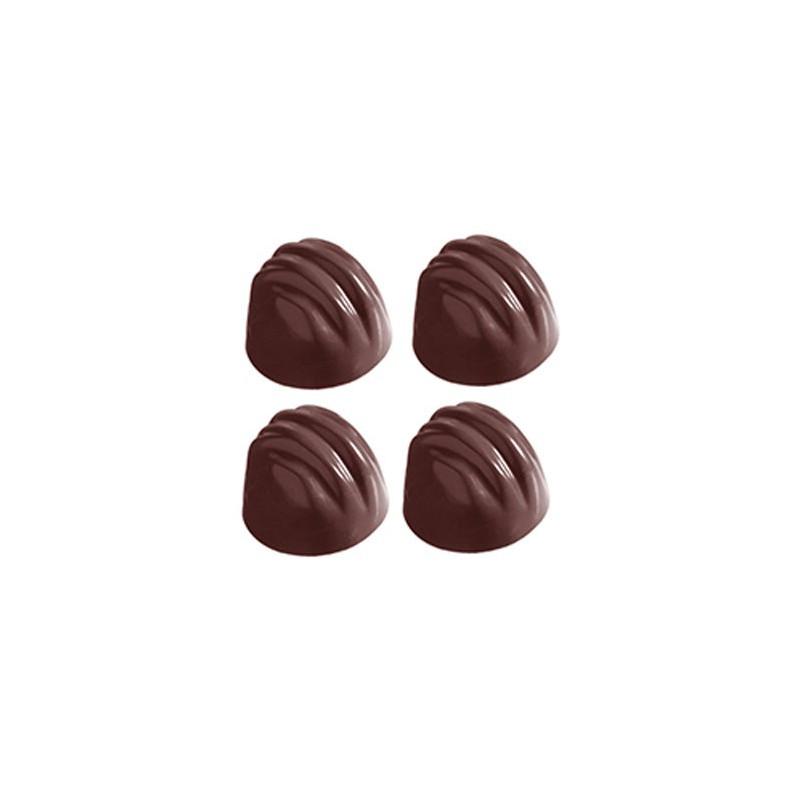 Chocolate World Pralinform Valnöt