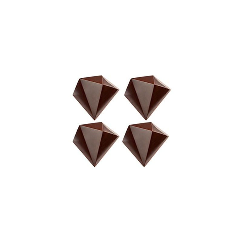 Chocolate World Pralinform Abstrakt