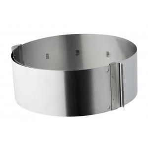 Tårtring, justerbar, 16-32 cm - Funktion