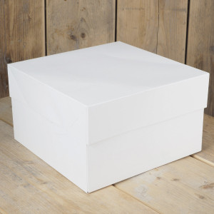 Tårtkartong 25,4 cm - FunCakes