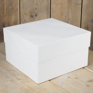 Tårtkartong 20,3 cm - FunCakes