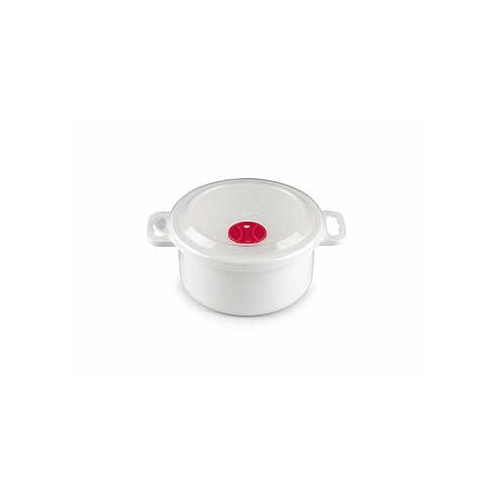 Microskål och lock med ventil 1L