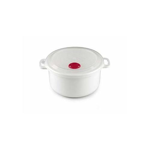 Microskål och lock med ventil 1,8L