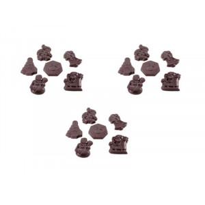 Chocolate World Pralinform Christmas