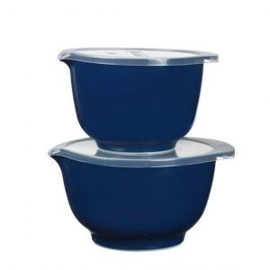 Rosti Mepal Margretheskål Set 2+3 L, Indigo blå
