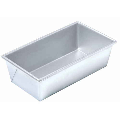 Chicago Metallic Uncoated 1½lb / 680g Loaf Pan