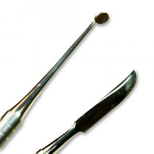 Dekofee Modelleringsverktyg i rostfritt stål, 2