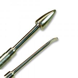 Dekofee Modelleringsverktyg i rostfritt stål, 5