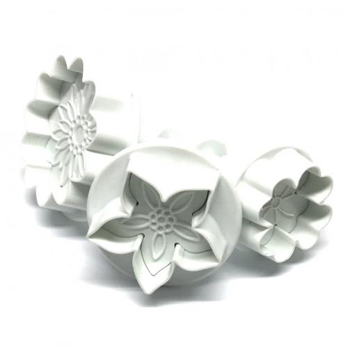 Dekofee Utstickare Blommor