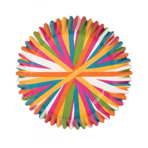 Wilton Muffinsform Color Wheel