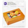 Wilton Cupcake Box Kraft, 2 st
