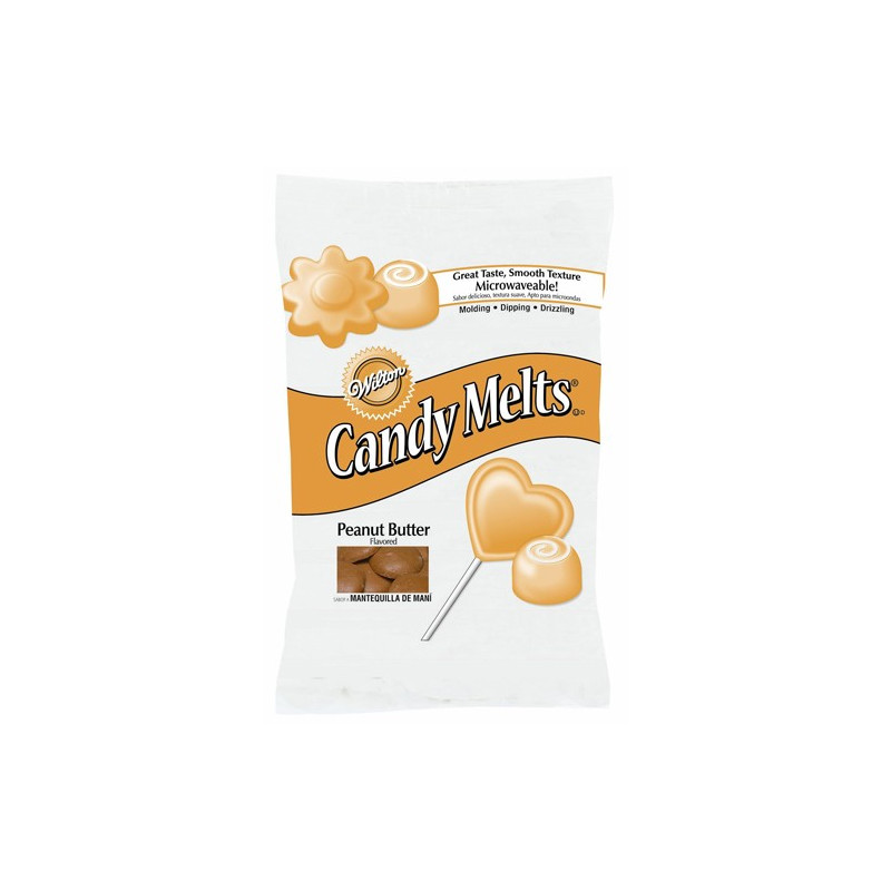 Wilton Candy Melts Jordnötssmör