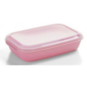 Nordiska Plast Matlåda 1,1 L, Rosa