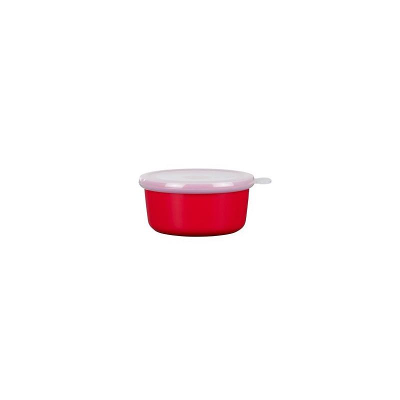 Rosti Mepal Skål med lock 0,2 l, Volumia, Röd