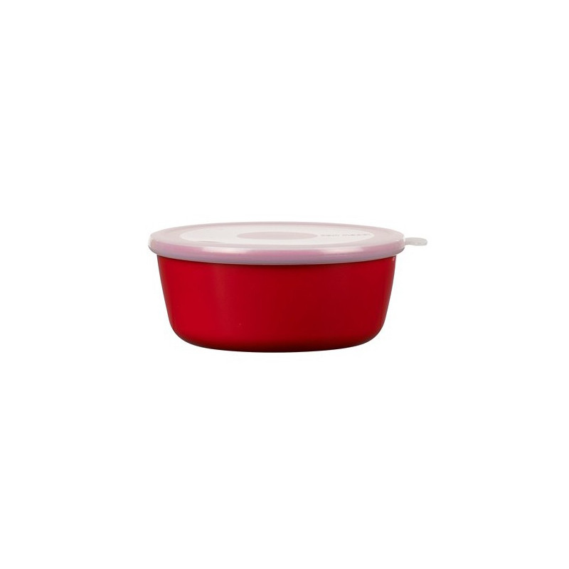 Rosti Mepal Skål med lock 0,5 l, Volumia, Röd